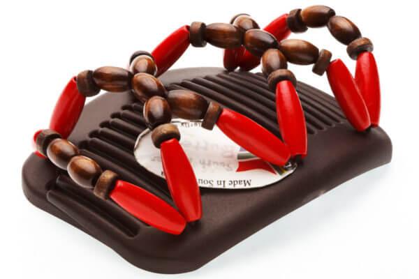 Заколки оптом Украина купить African Butterfly Beada 008 коричневая