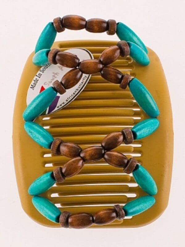 Заколки для волос интернет магазин недорого - African Butterfly Beada 009