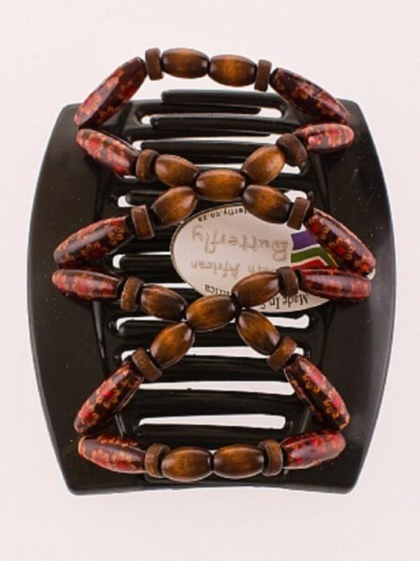 Украшения для волос Украина African Butterfly Beada 013 для густых волос