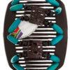 Украшения на голову купить African Butterfly Dupla 003 на черном гребне