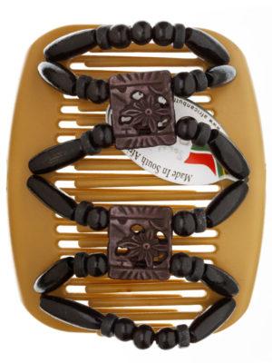 Аксессуары для волос для создания причесок - African Butterfly Dupla 004 беж
