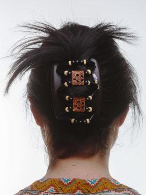 Где можно купить заколки волос dupla-010-cher