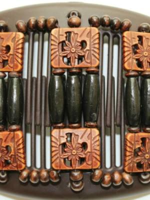 Аксессуары для волос премиум класса Африканская бабочка Tripla