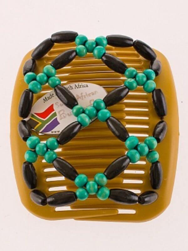 красивые заколки купить African Butterfly Ndbele 005