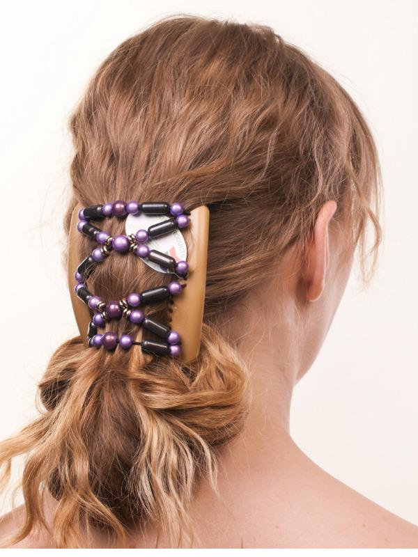 Магазин заколок для волос Африканская бабочка